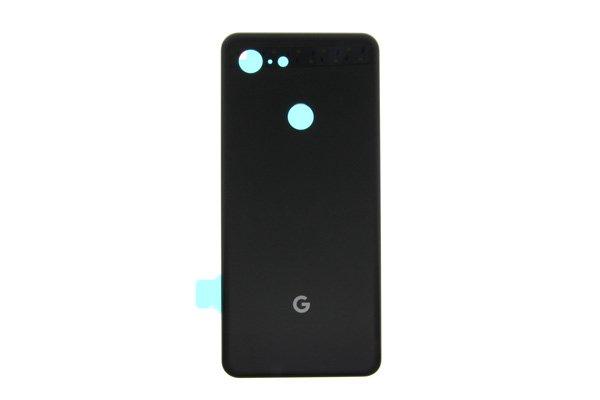 Google Pixel3 バックカバー交換修理 ブラック [1]
