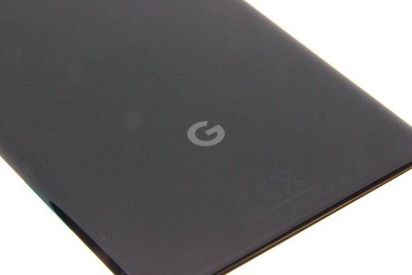 Google Pixel3 バックカバー交換修理 ブラック [3]
