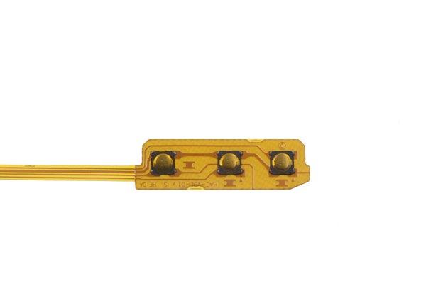 Nintendo Switch(任天堂スイッチ)電源 & 音量ボタン FPCケーブル 交換修理 [4]