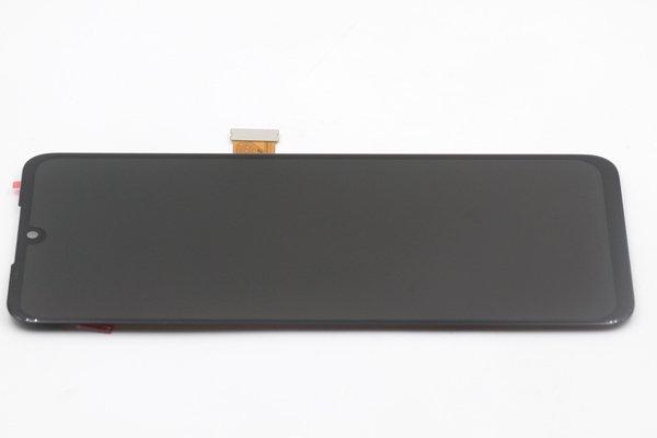 LG G8X ThinQ フロントパネル ブラック 交換修理 [5]