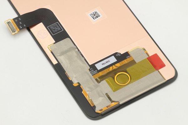 LG G8X ThinQ フロントパネル ブラック 交換修理 [7]