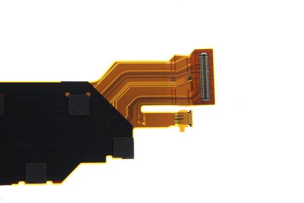 【ネコポス送料無料】Xperia XZ2 Premium(SO-04K)USB TYPE-C コネクター FPCケーブル [6]