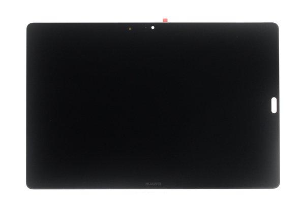 Huawei MediaPad M5(CMR-W09)フロントパネル交換修理 ブラック [1]