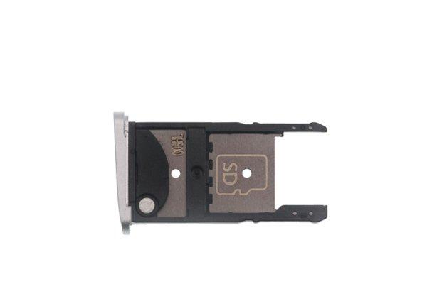 【ネコポス送料無料】Motorola Moto Z Play(XT1635-02)SIMカードトレイ 全2色 [3]