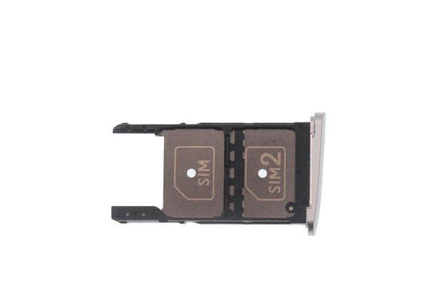 【ネコポス送料無料】Motorola Moto Z Play(XT1635-02)SIMカードトレイ 全2色 [4]
