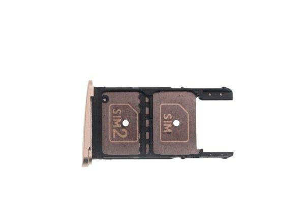 【ネコポス送料無料】Motorola Moto Z Play(XT1635-02)SIMカードトレイ 全2色 [5]
