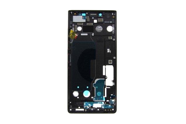 【ネコポス送料無料】Blackberry KEY2 フレーム ブラック [2]