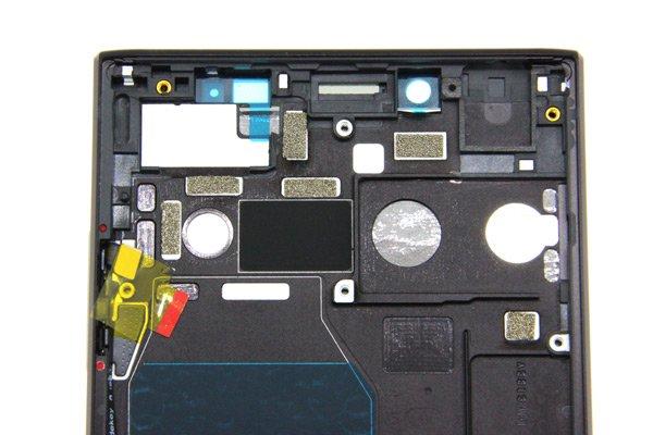 【ネコポス送料無料】Blackberry KEY2 フレーム ブラック [3]