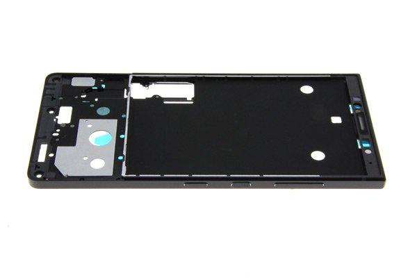 【ネコポス送料無料】Blackberry KEY2 フレーム ブラック [4]