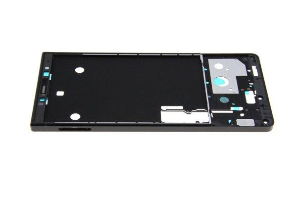 【ネコポス送料無料】Blackberry KEY2 フレーム ブラック [5]