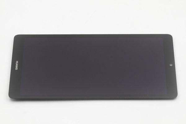 HUAWEI MediaPad T3 7(BG2-W09)フロントパネル交換修理 ブラック [3]