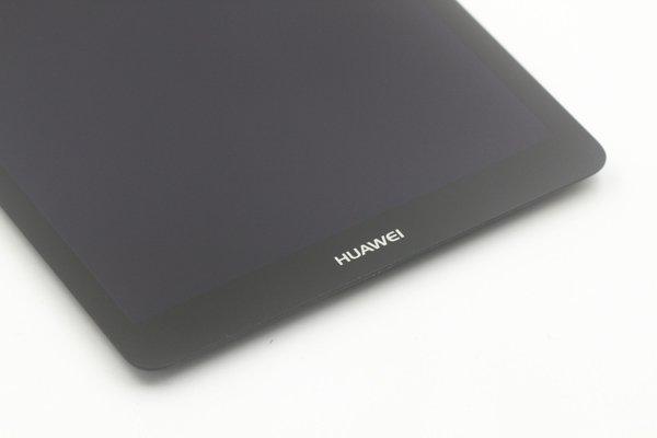 HUAWEI MediaPad T3 7(BG2-W09)フロントパネル交換修理 ブラック [5]