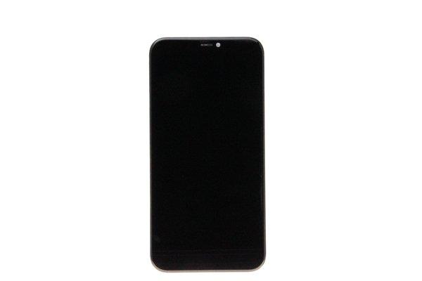 iPhone11 フロントパネル交換修理 ブラック [1]