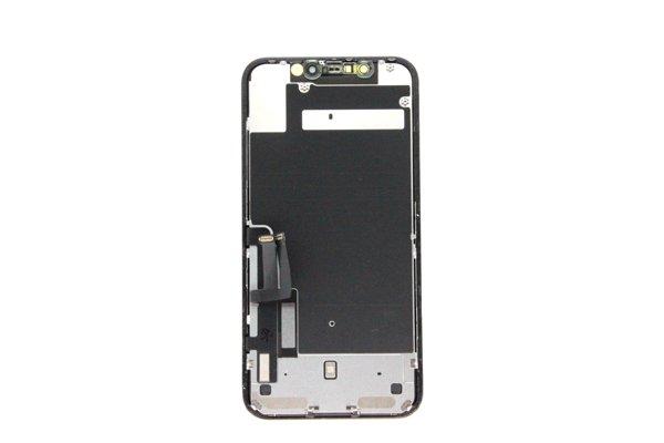 iPhone11 フロントパネル交換修理 ブラック [2]