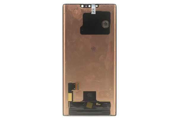 Huawei Mate30 Pro フロントパネル ブラック 交換修理 [5]