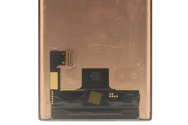 Huawei Mate30 Pro フロントパネル ブラック 交換修理 [6]