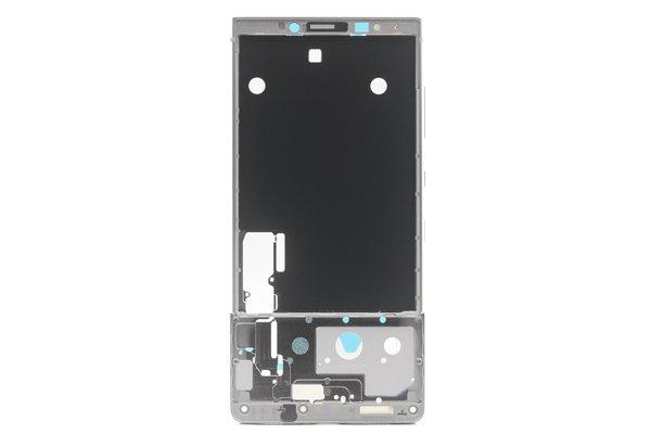 【ネコポス送料無料】Blackberry KEY2 フレーム シルバー [1]