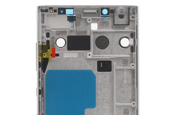 【ネコポス送料無料】Blackberry KEY2 フレーム シルバー [3]