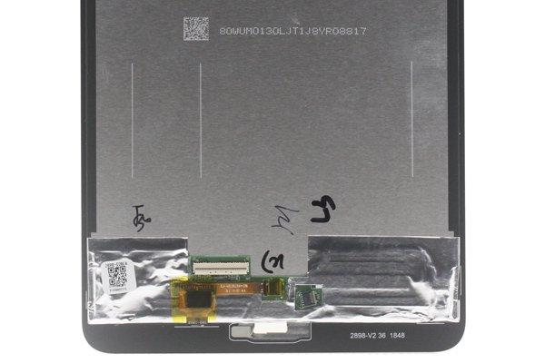 dtab Compact d-02K フロントパネル交換修理 ホワイト [3]