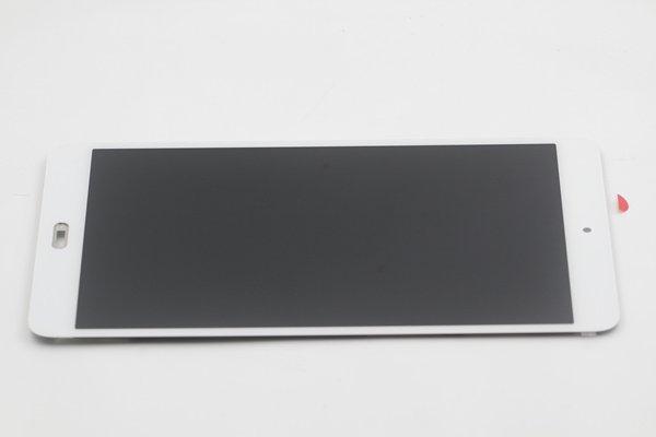 dtab Compact d-02K フロントパネル交換修理 ホワイト [5]
