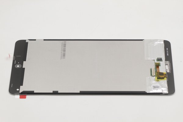 dtab Compact d-02K フロントパネル交換修理 ホワイト [6]