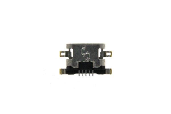 Zenfone4 Max Pro(ZC554KL)マイクロUSBコネクター交換修理 [2]