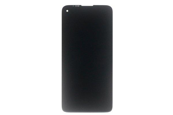 Motorola Moto G8 Power フロントパネル交換修理 ブラック [1]