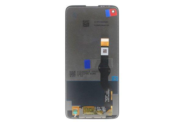 Motorola Moto G8 Power フロントパネル交換修理 ブラック [2]
