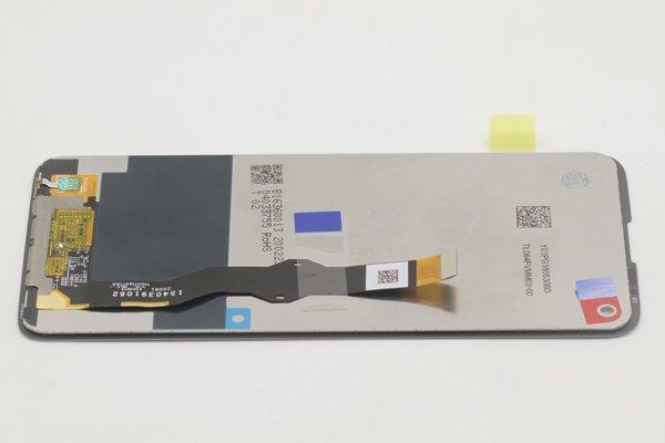 Motorola Moto G8 Power フロントパネル交換修理 ブラック [4]
