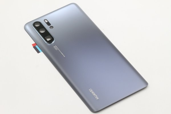 Huawei P30 Pro New Edition Silver Frost バックカバー交換修理 [5]