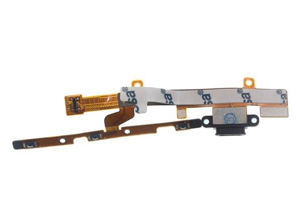 CAT S60 マイクロUSBコネクター & 電源 & 音量ボタン 交換修理 [2]
