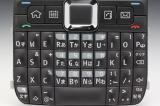 【ネコポス送料無料】MOUMANTAIオリジナルNOKIA E71 完全日本語キーパッド ブラック
