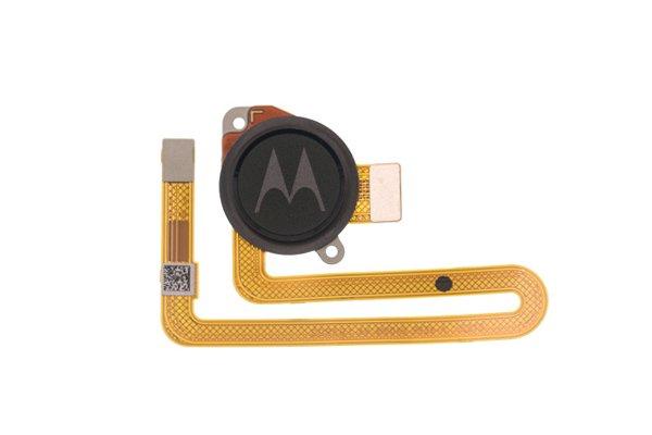 【ネコポス送料無料】Motorola Moto G8 Power 指紋センサーケーブル ブラック [1]