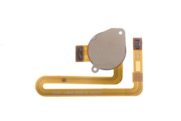 【ネコポス送料無料】Motorola Moto G8 Power 指紋センサーケーブル ブラック [2]