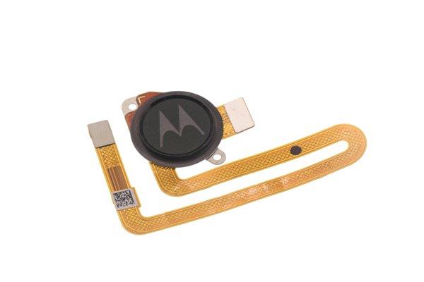 【ネコポス送料無料】Motorola Moto G8 Power 指紋センサーケーブル ブラック [3]