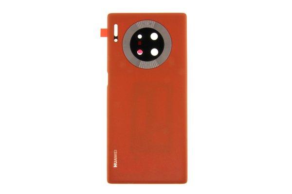 Huawei Mate30 Pro バックカバー オレンジ 交換修理 [1]