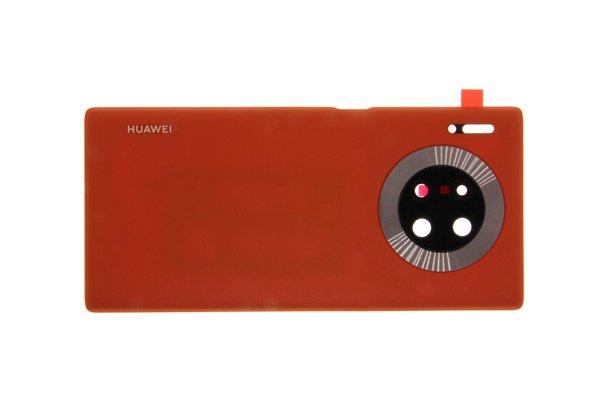 Huawei Mate30 Pro バックカバー オレンジ 交換修理 [4]