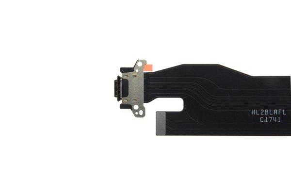 Huawei Mate10 Pro USB TYPE-C コネクター交換修理 [4]