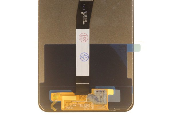 Redmi Note9s フロントパネル交換修理 [3]