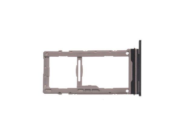 【ネコポス送料無料】LG G8X ThinQ SIMカードトレイ ブラック [3]