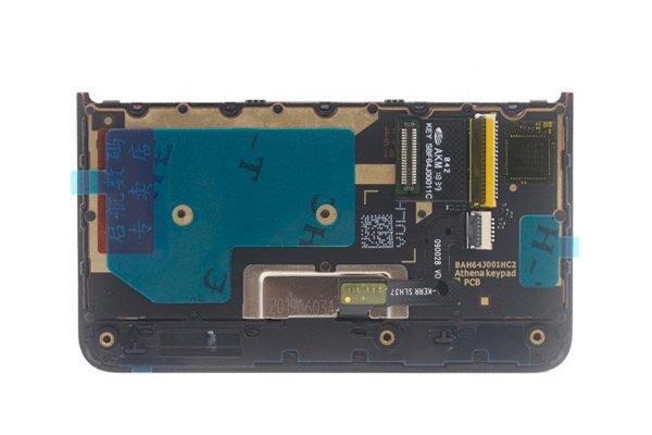 Blackberry KEY2 キーボードASSY レッド 交換修理 [2]