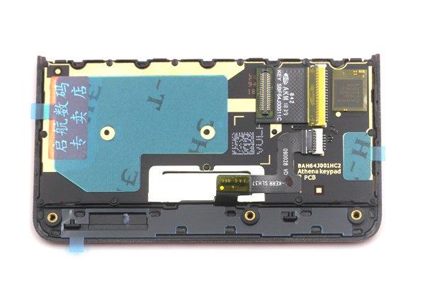 Blackberry KEY2 キーボードASSY レッド 交換修理 [4]