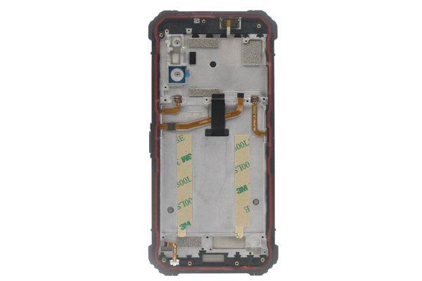 Ulefone Armor7 フロントパネルASSY 交換修理 [2]
