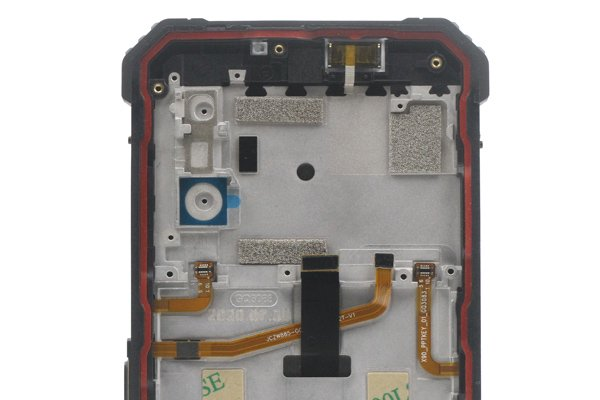 Ulefone Armor7 フロントパネルASSY 交換修理 [3]