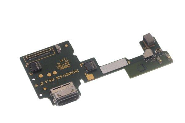 【ネコポス送料無料】dtab Compact d-02K サブボードASSY [3]
