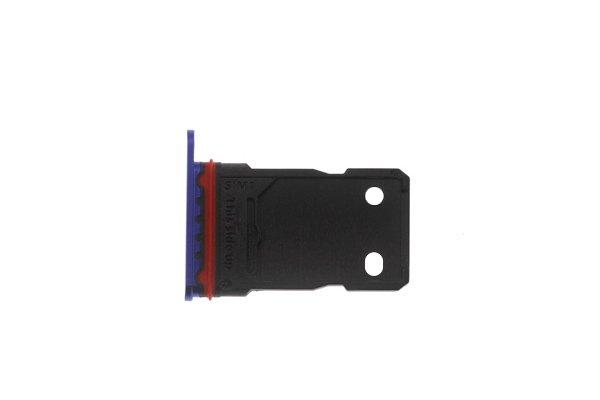 【ネコポス送料無料】Oneplus8 Pro SIMカードトレイ ブルー [2]