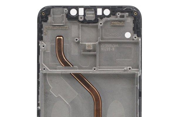 【ネコポス送料無料】Xiaomi Poco F1 ミドルフレーム [4]