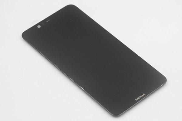 Nokia 5.1 Plus(TA-1061)フロントパネル交換修理 [5]