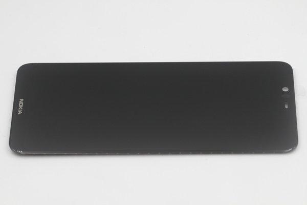 Nokia 5.1 Plus(TA-1061)フロントパネル交換修理 [6]