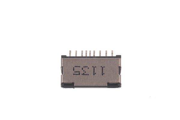 Blackberry Q10 マイクロSDカードスロット交換修理 [1]